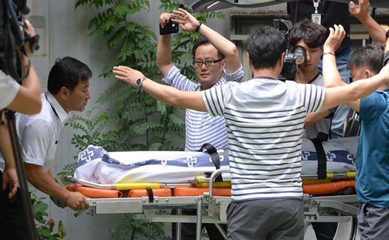 انتحار نائب رئيس مجموعة اقتصادية كبرى في كوريا الجنوبية