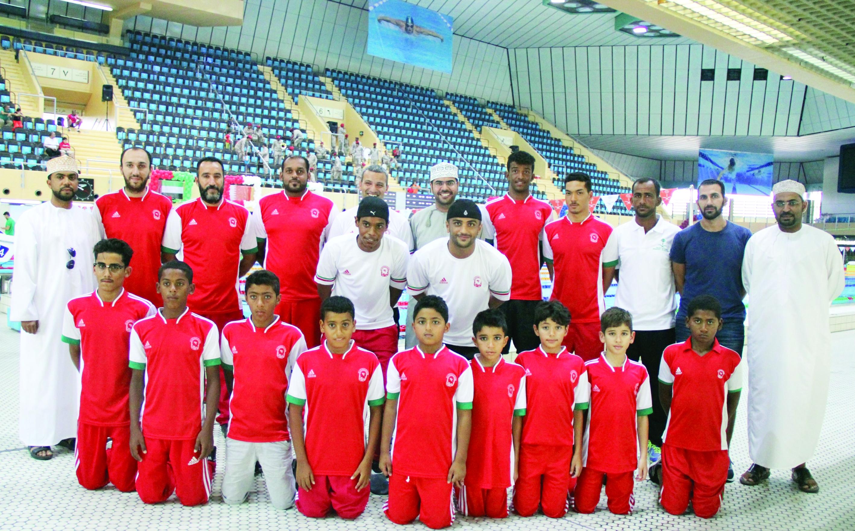 23 ميدالية حصيلة لاعبينا في بطولة الخليج الـ 26  للسباحةمنتخبنا الوطني للفئات السنية يحل ثالثا برصيد15 ميدالية منها 6 ذهبيات و3 فضيات و6 برونزيات