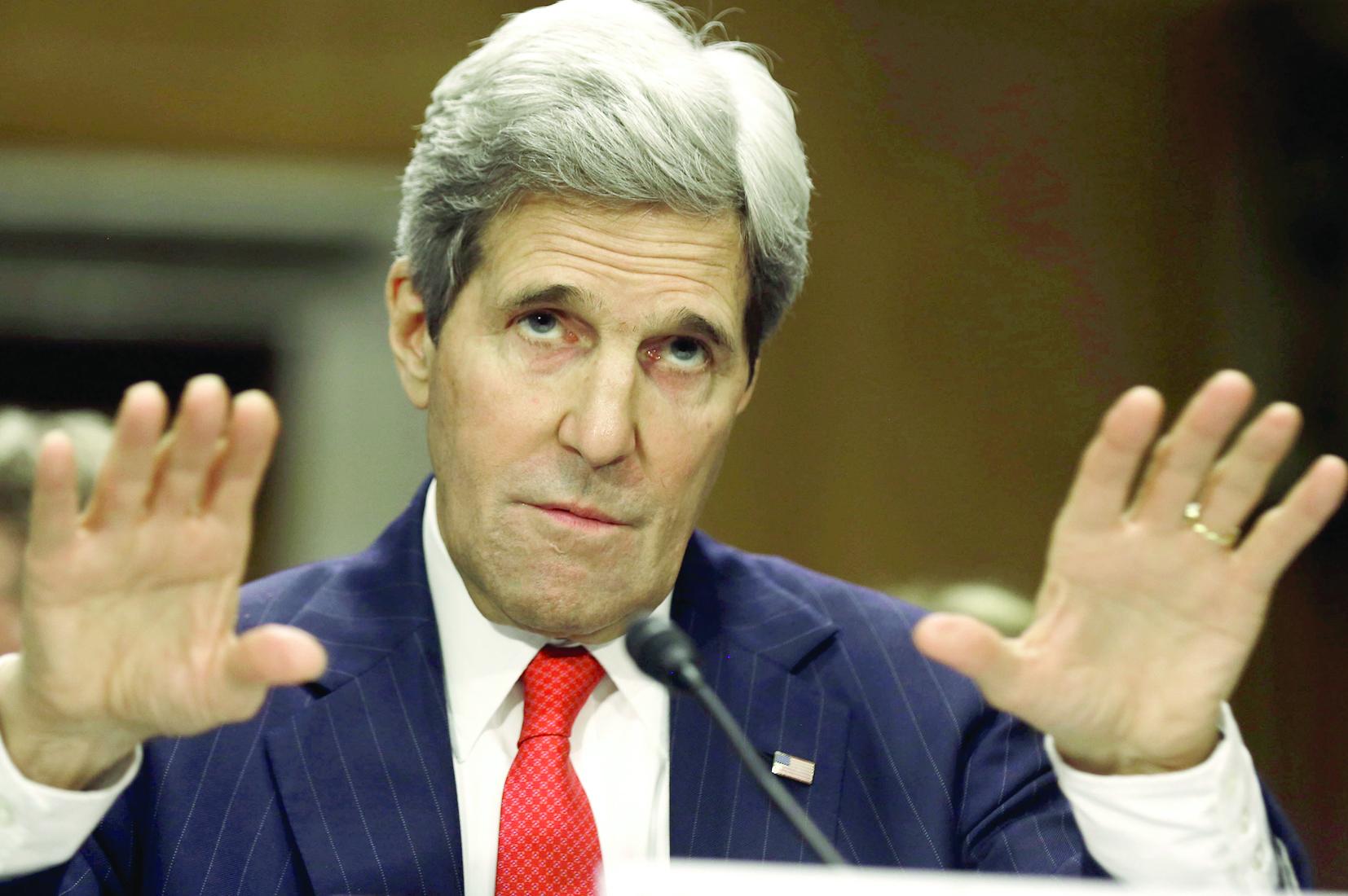 """تقرير اخباري مبادرة """" كيري """" لحل النزاع اليمني في منتصف الطريق"""