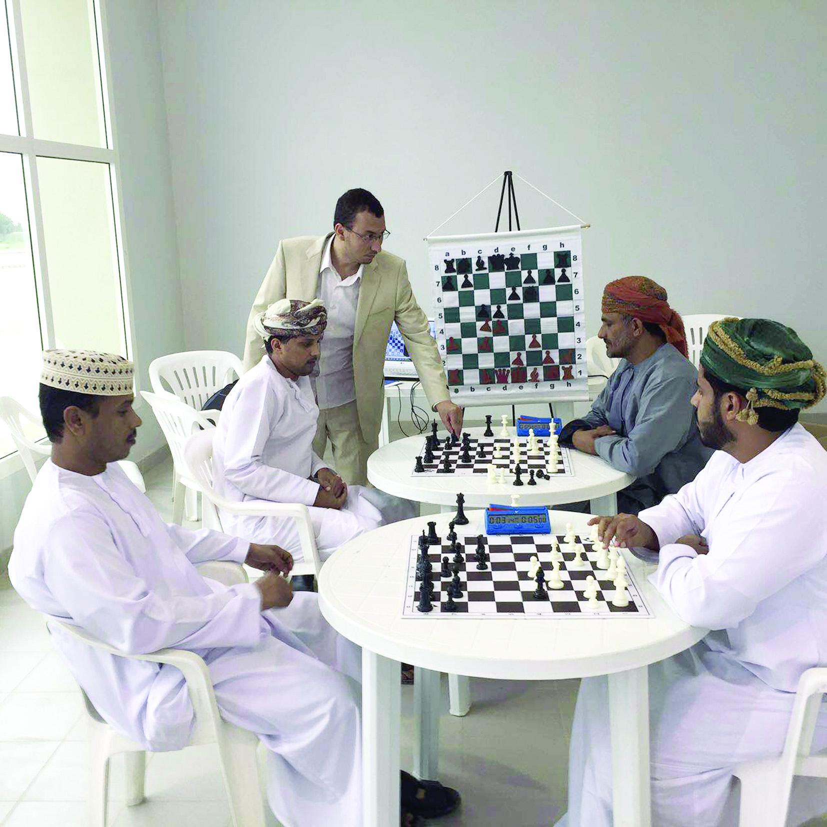 استعدادات مكثفة للمنتخب الوطني لأولمبياد باكو للشطرنج