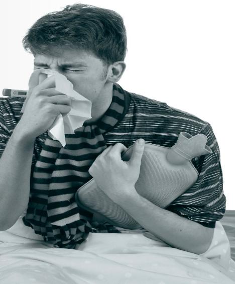 الفيروسات أكثر عدوى في الصباح