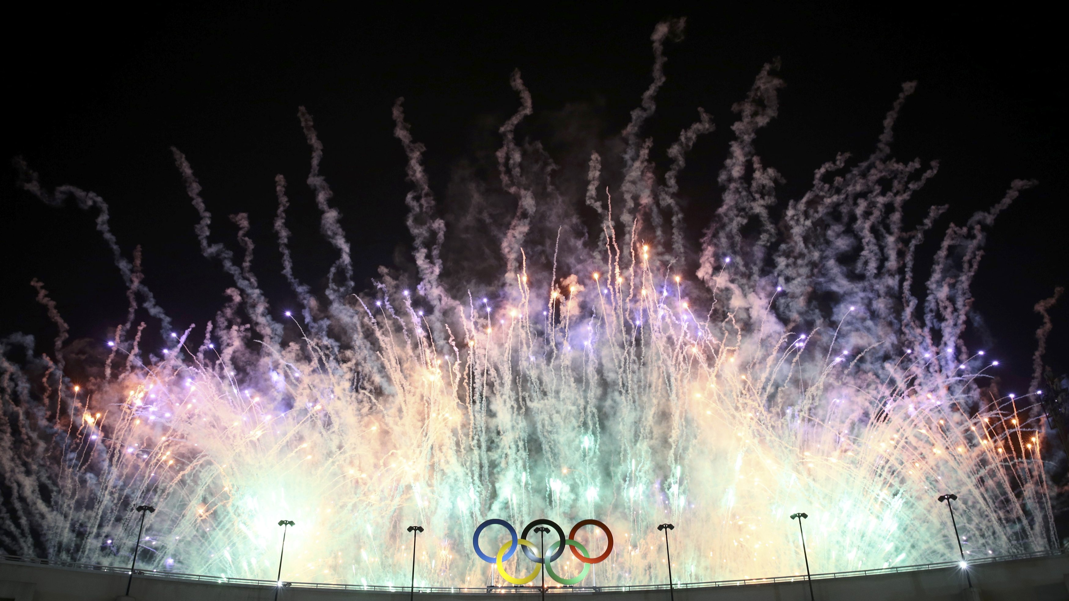 Olympics 2016: Rio opens Games with ode to forests, favelas and funk