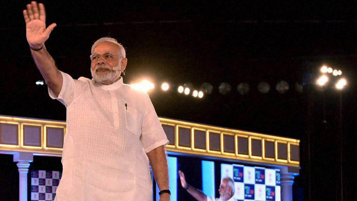 Growth of 8% for 30 years to give India best of world: Modi