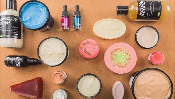 Oman's Cosmetic Haven: Lush
