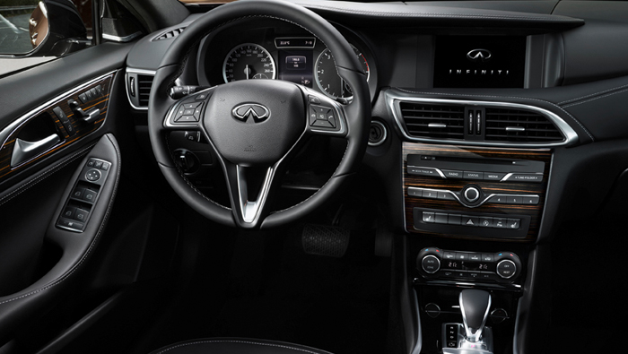 Infiniti Q30 launched in Oman