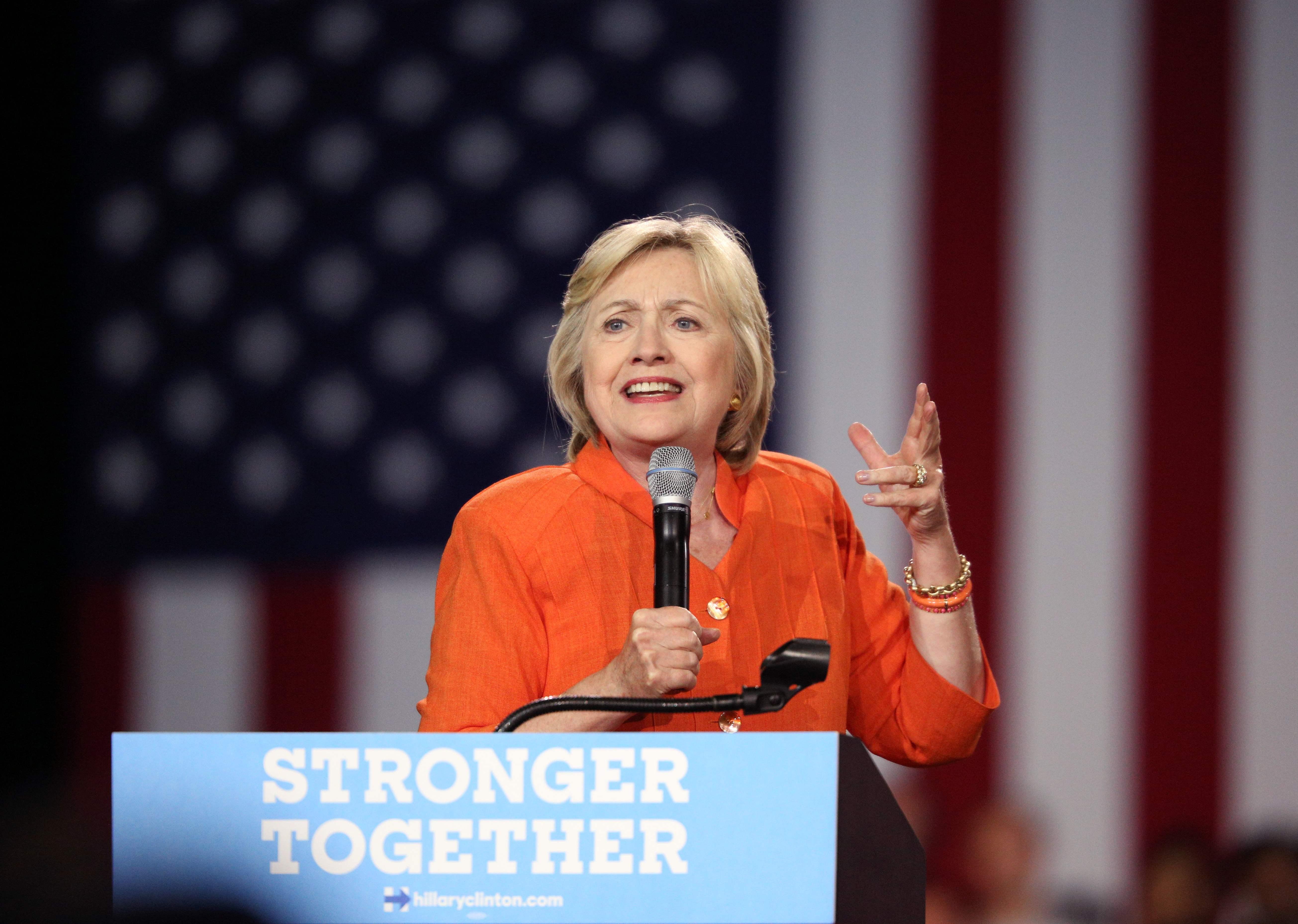 Hillary Clinton's establishment insurgency