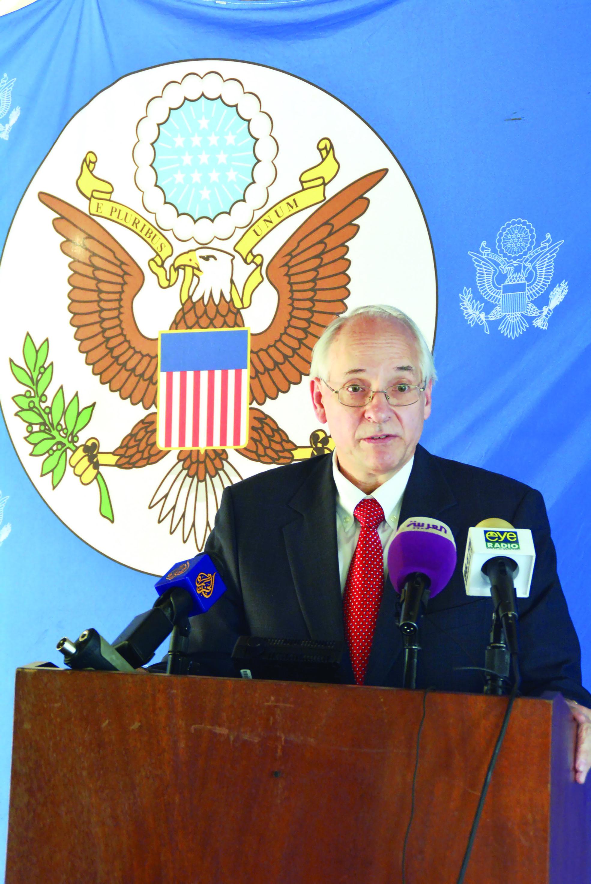 مشاورات سودانية أمريكية بنيويورك حول العقوبات على الخرطوم