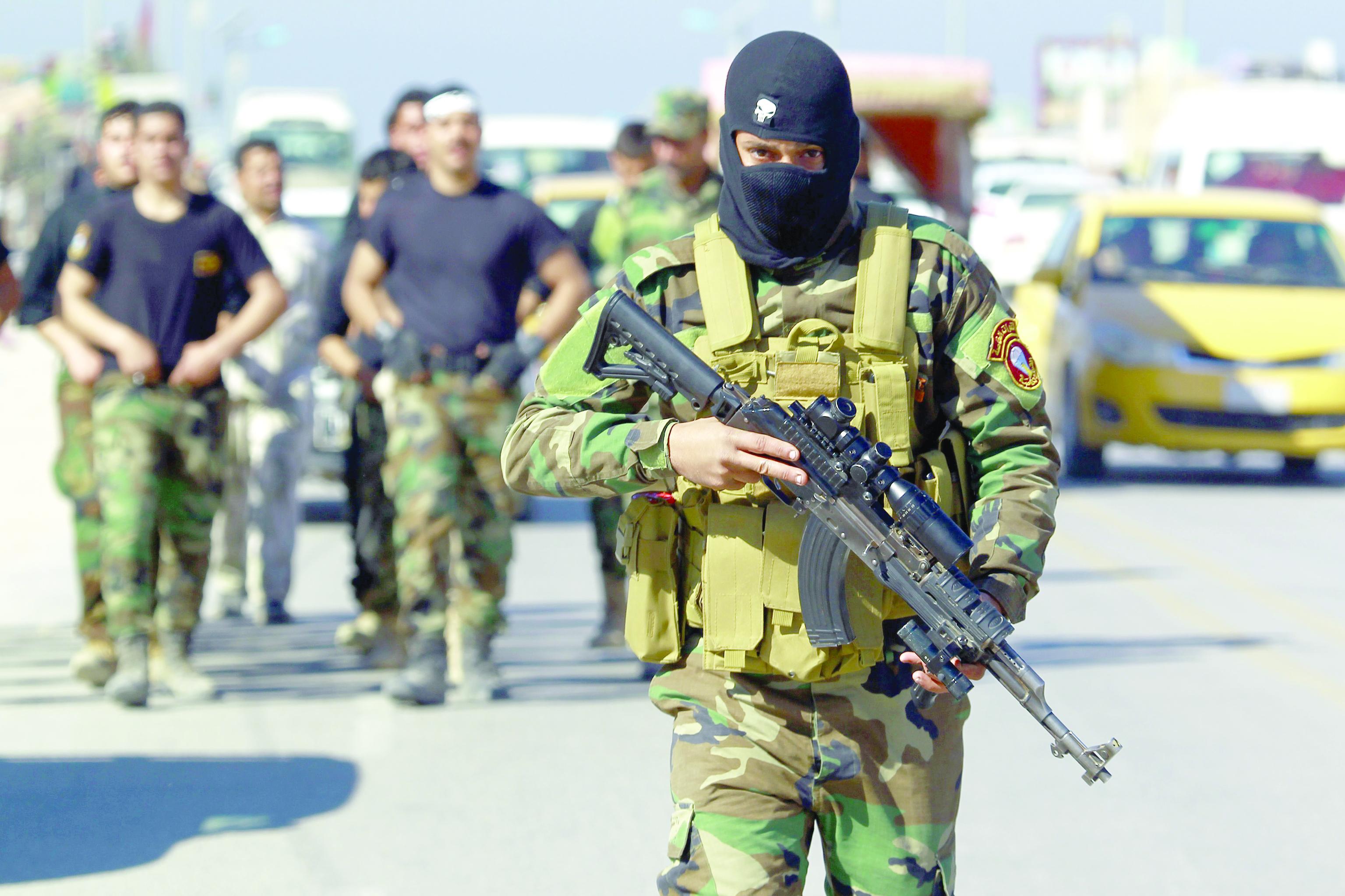 معركة الموصل توحد بغداد وأربيل