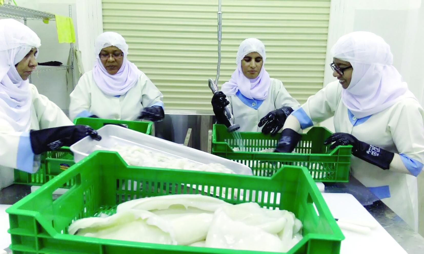 حلقة تدريبية عن الإدارة والتسويق للمرأة الساحلية