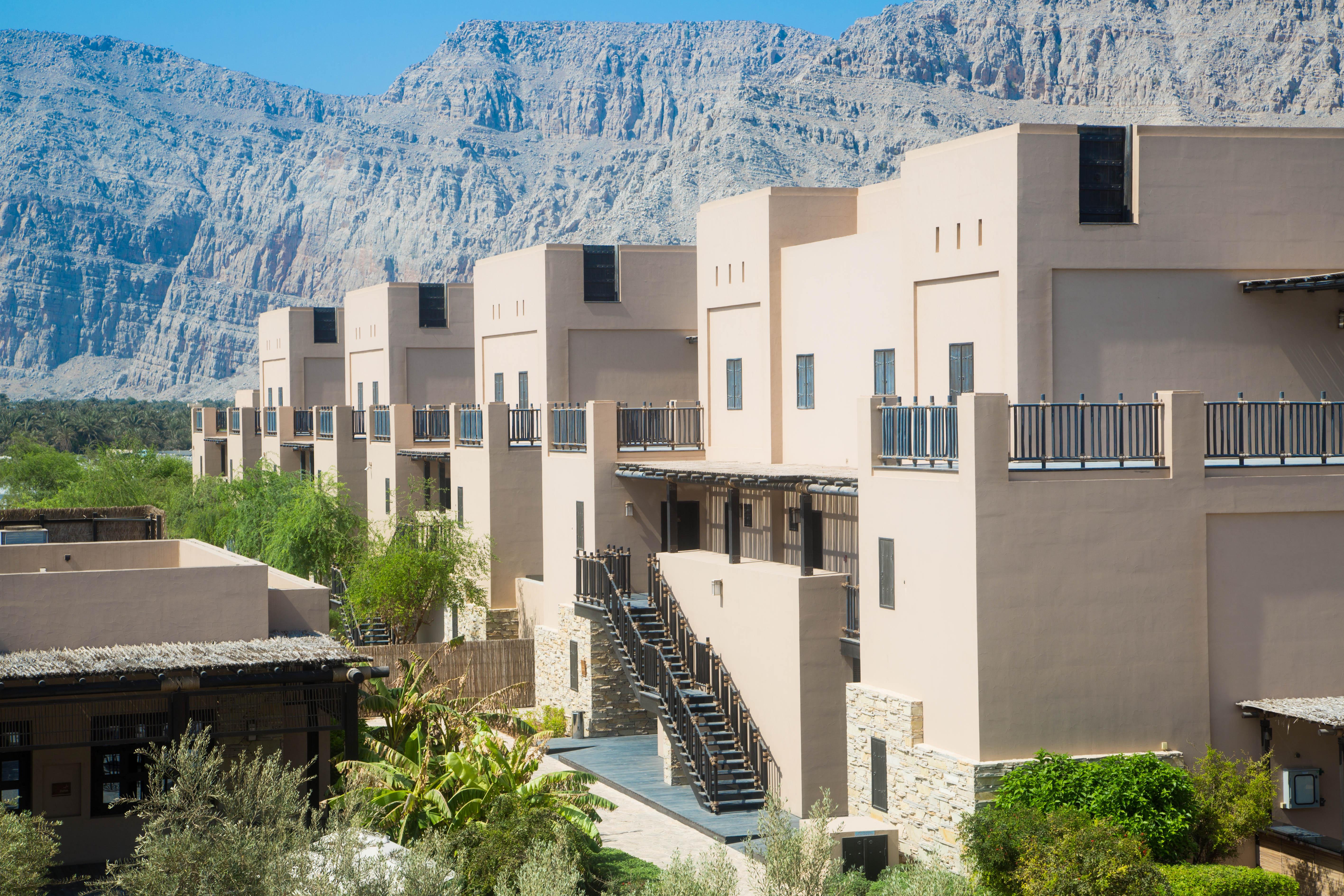 Stay at Omani Inspired Hotel Atana Musandam in Oman