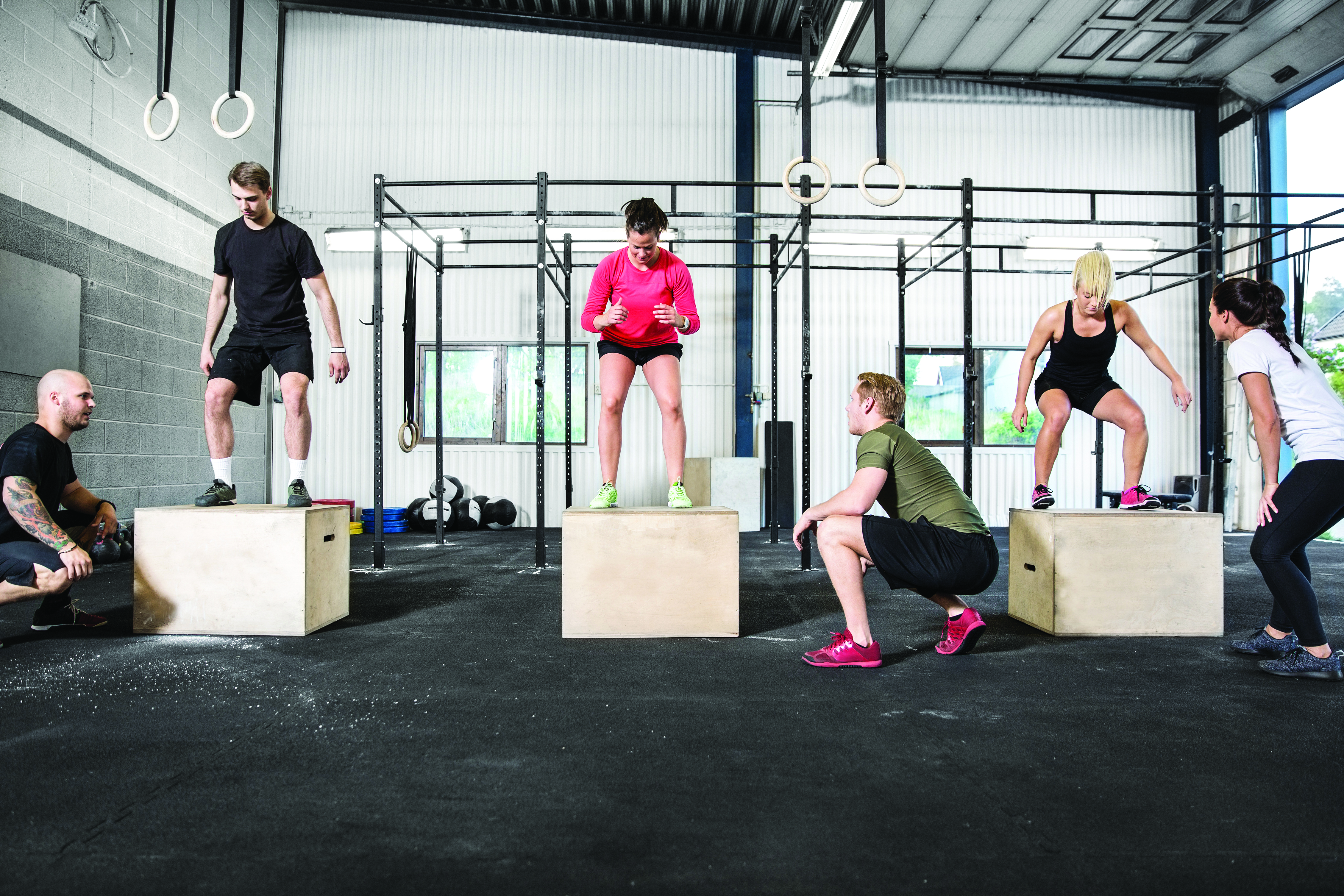 Best Fitness Regime in Oman: CrossFit