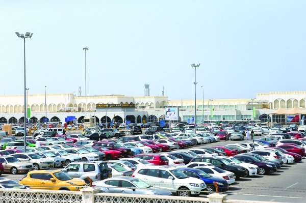 Muscat Airport parking meters accepting new OMR1 notes now