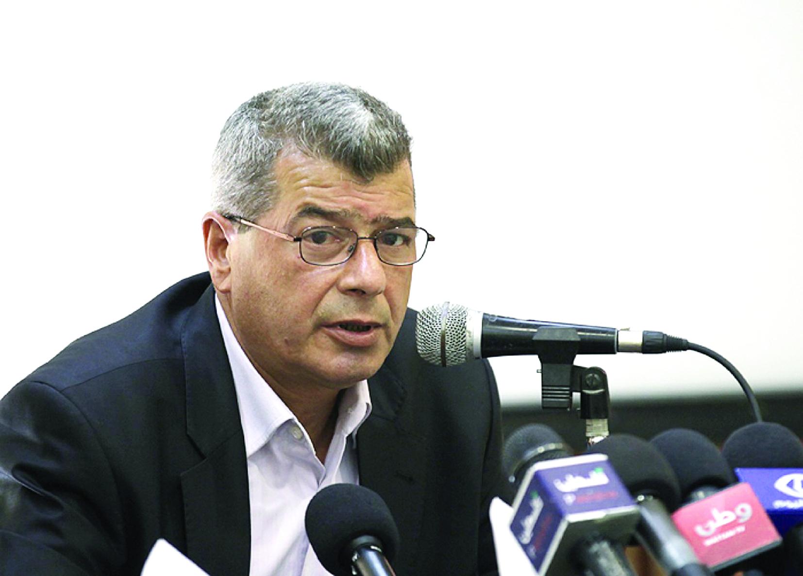 قراقع: طالبنا الأمم المتحدة بوضع إسرائيل على قائمة الدول العنصرية