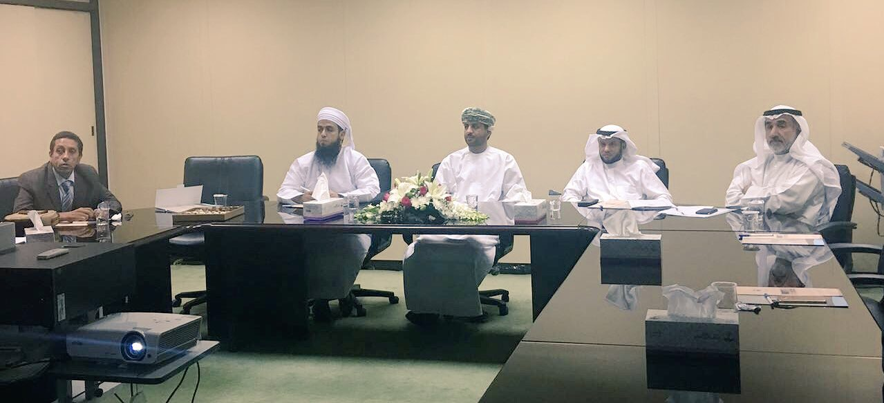 وفد من وزارة العدل يطلع على التجارب في المجال الإلكتروني بدولة الكويت