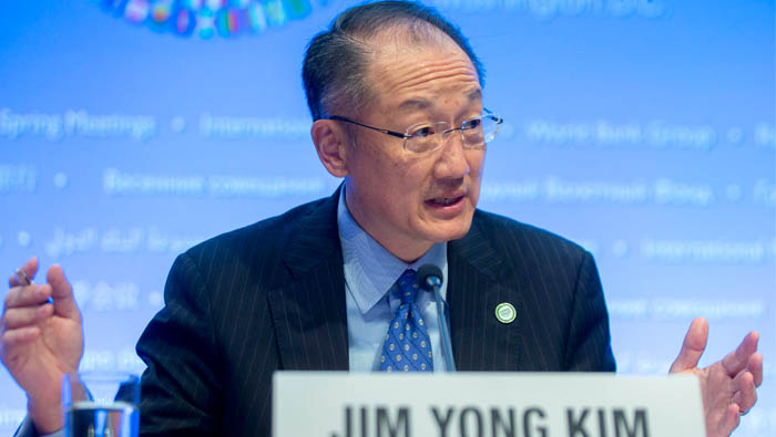 World Bank president appointed for second term