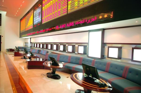 مؤشر سوق مسقط يغلق مرتفعًا بنسبة 001ر0 بالمائة