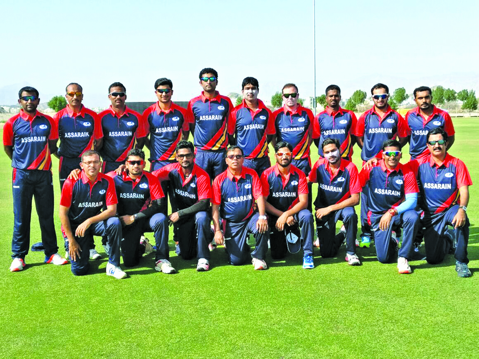 Assarain record victory as Oman Cricket new season kicks off in style