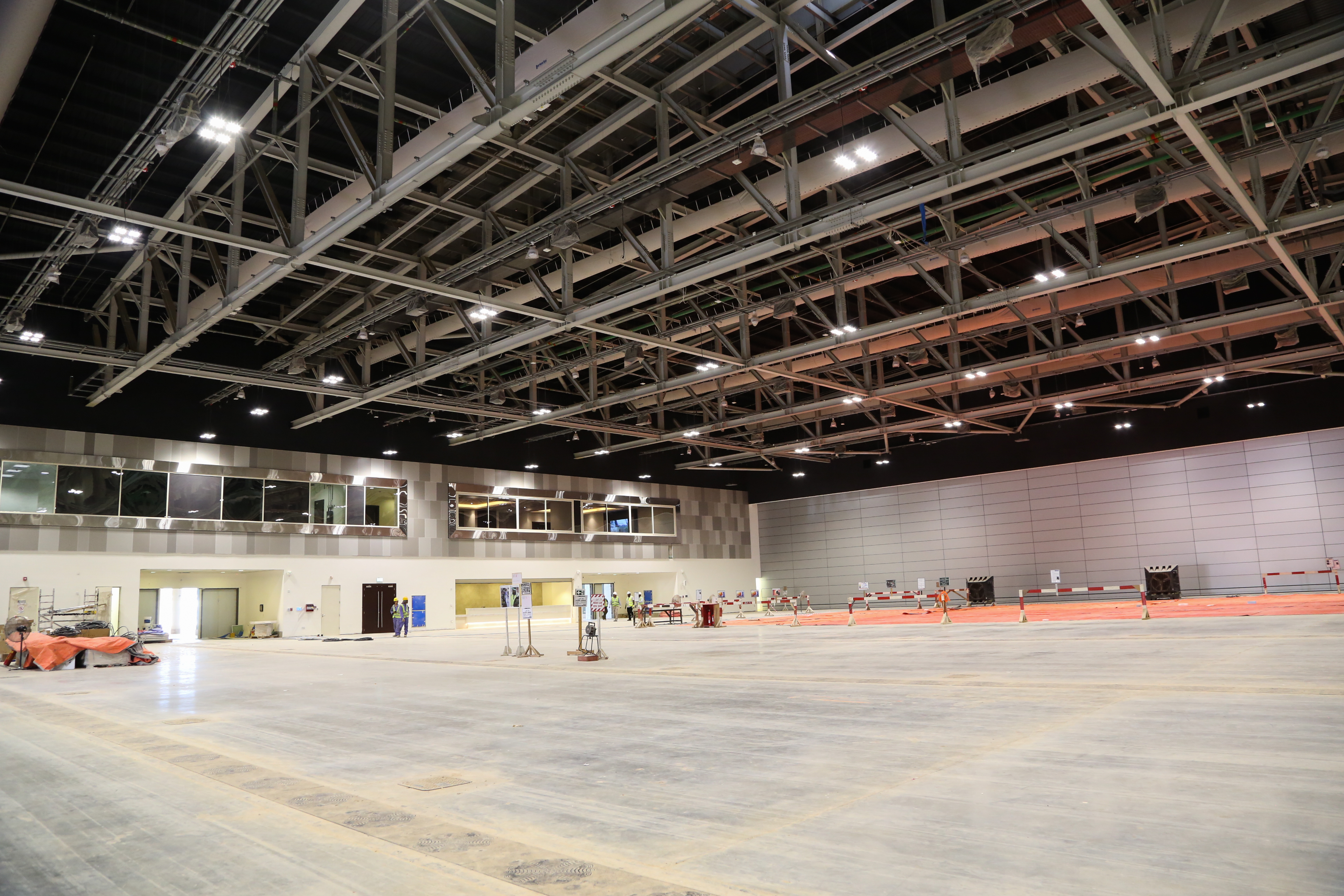 Oman's convention centre will open its doors this month
