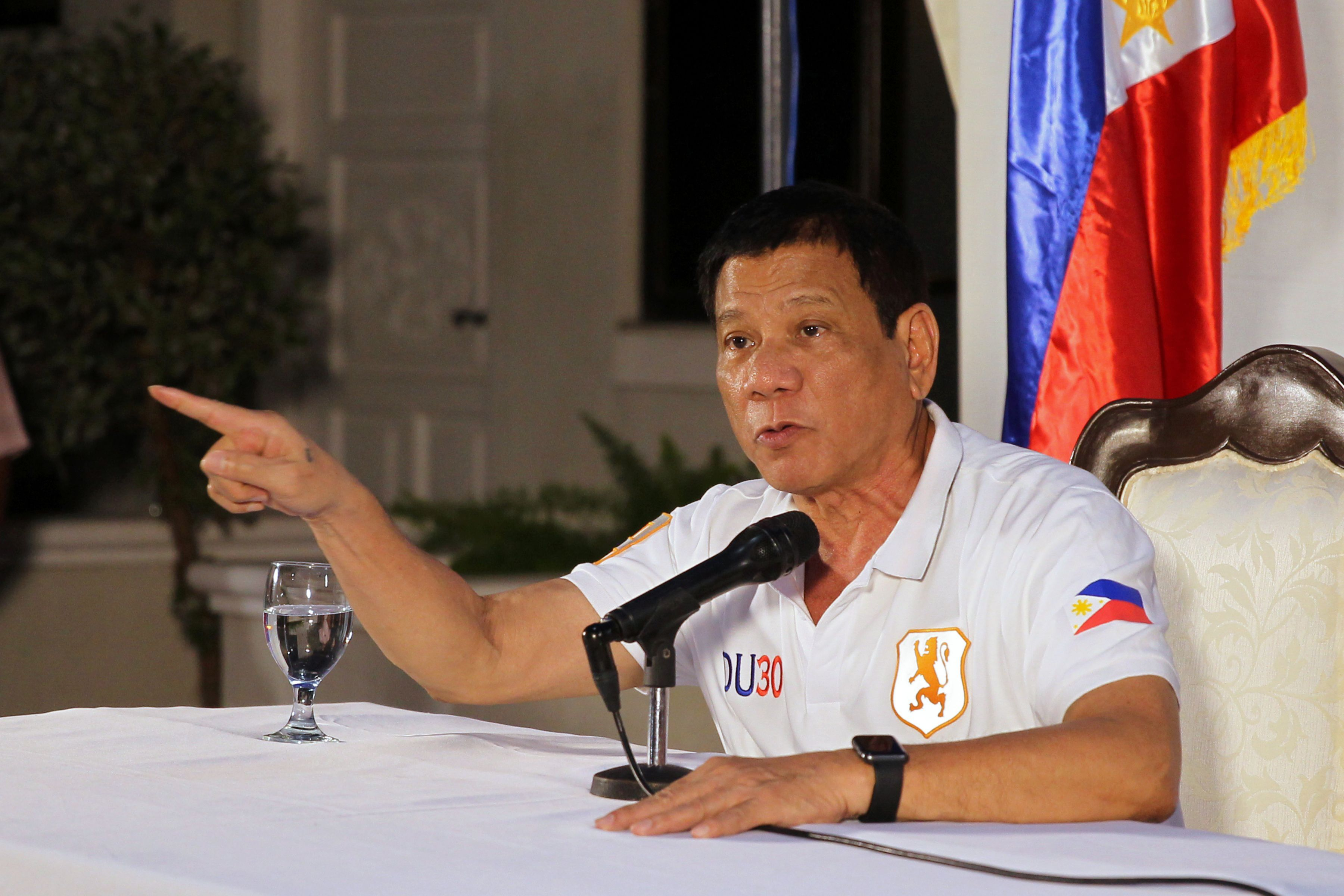 Duterte's reign of terror