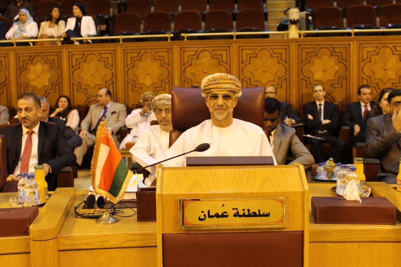 بدء اعمال الدورة 146 لمجلس الجامعة العربية على مستوى المندوبين بمشاركة السلطنة