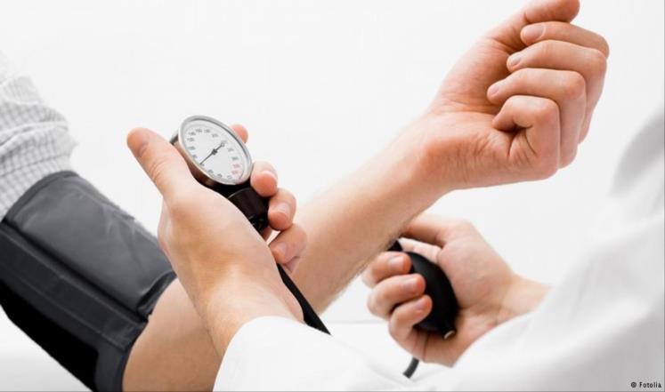 ارتفاع ضغط الدم يزيد خطر الاصابة بالتدهور المعرفي