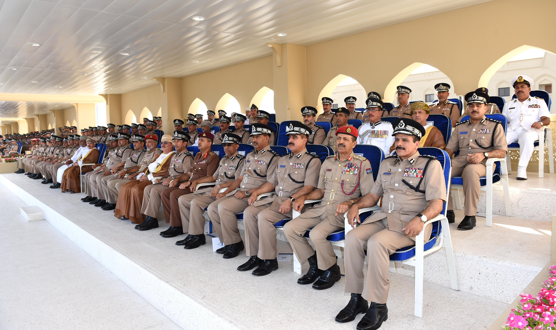 شرطة عمان السلطانية تفتتح قيادة شرطة محافظة الداخلية بنزوى