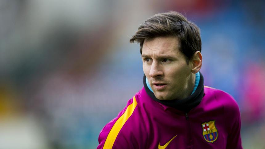 ميسي يعود لتدريبات برشلونة استعدادا لمباريات الدوري الإسباني