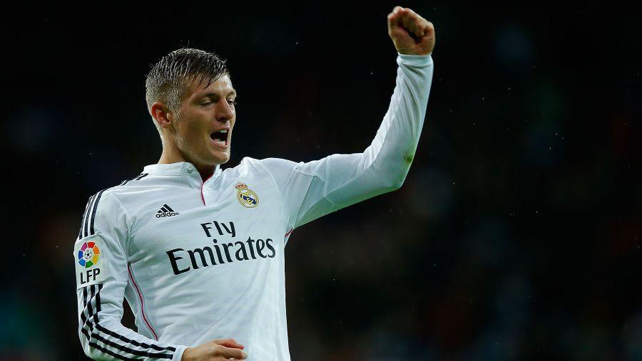 كروس يمدد عقده مع ريال مدريد حتى 2022