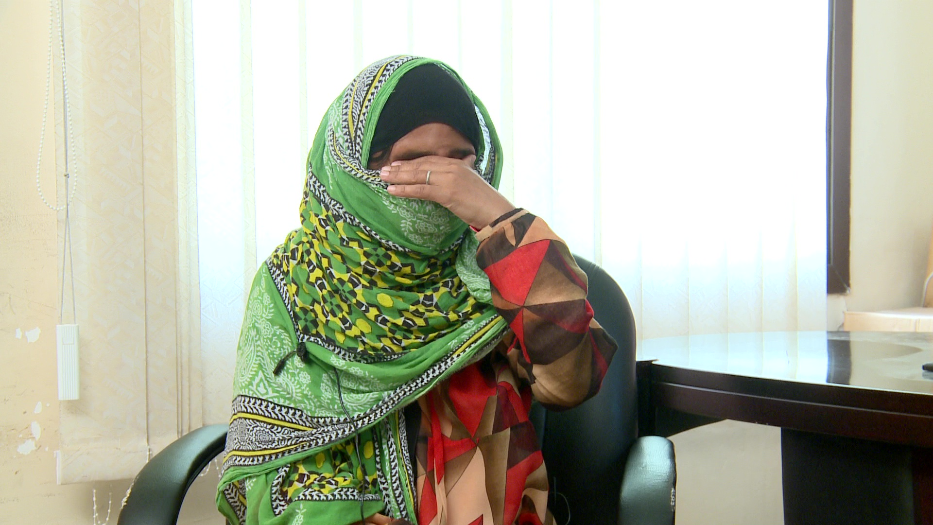 Indian woman rescued from human traffickers in Oman