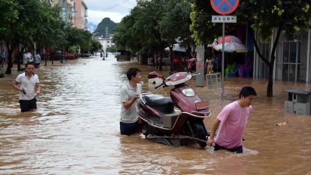 خلال تسعة أشهر.. الكوارث الطبيعية في الصين تخلف أكثر من ألف قتيل