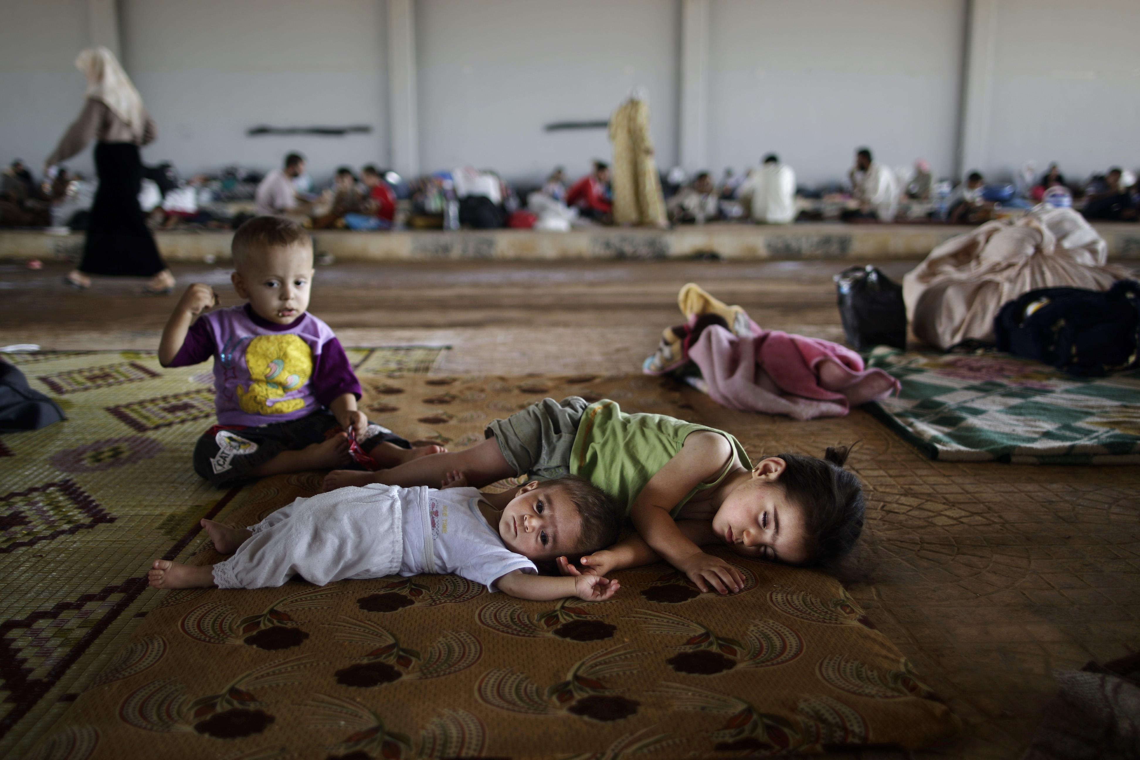 1.7 مليون طفل سوري خارج المدرسة