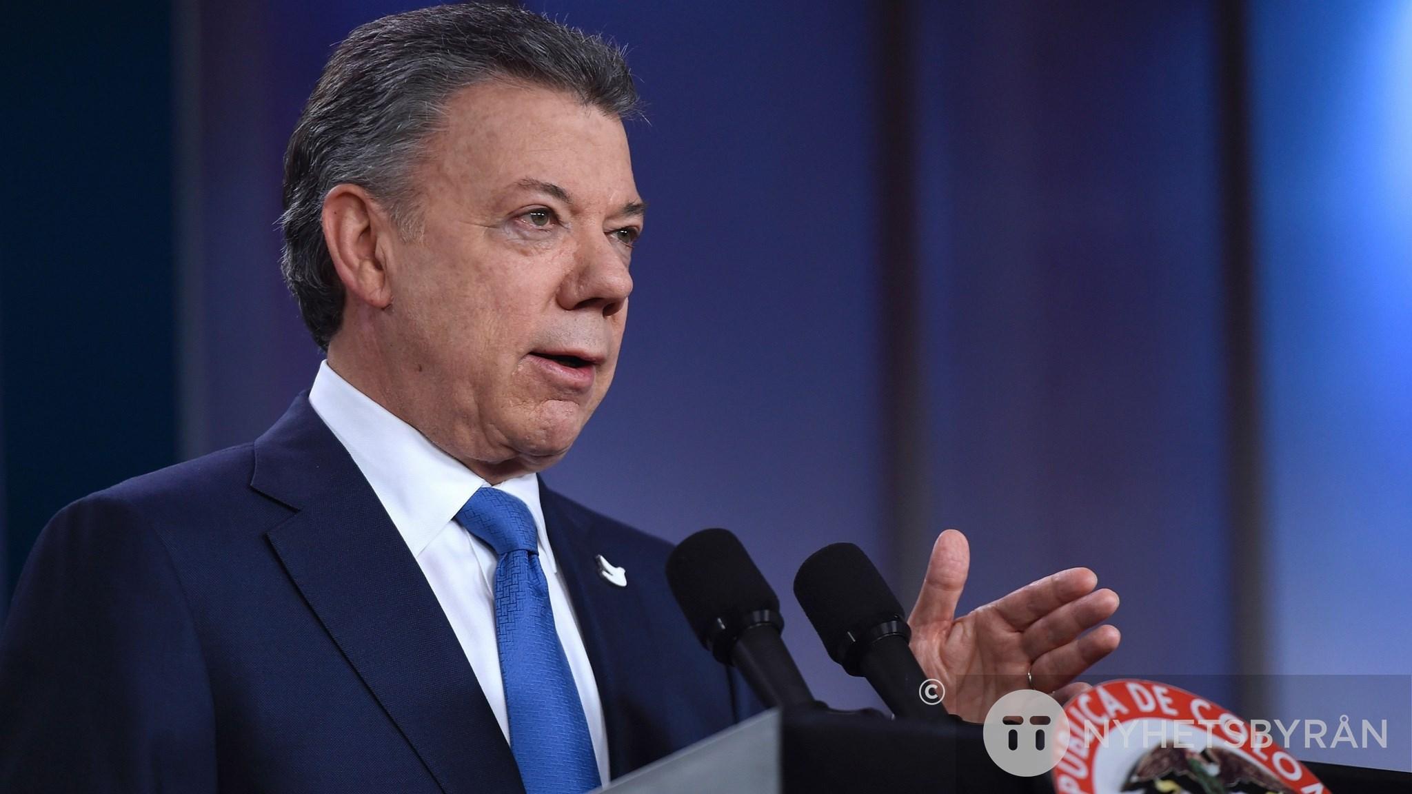 سلام كولومبيا في مهب الريح