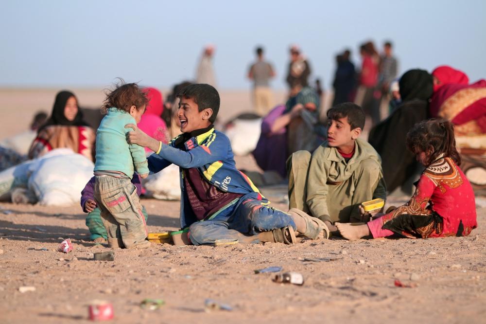 مستوى النزوح من الموصل لايزال منخفضا