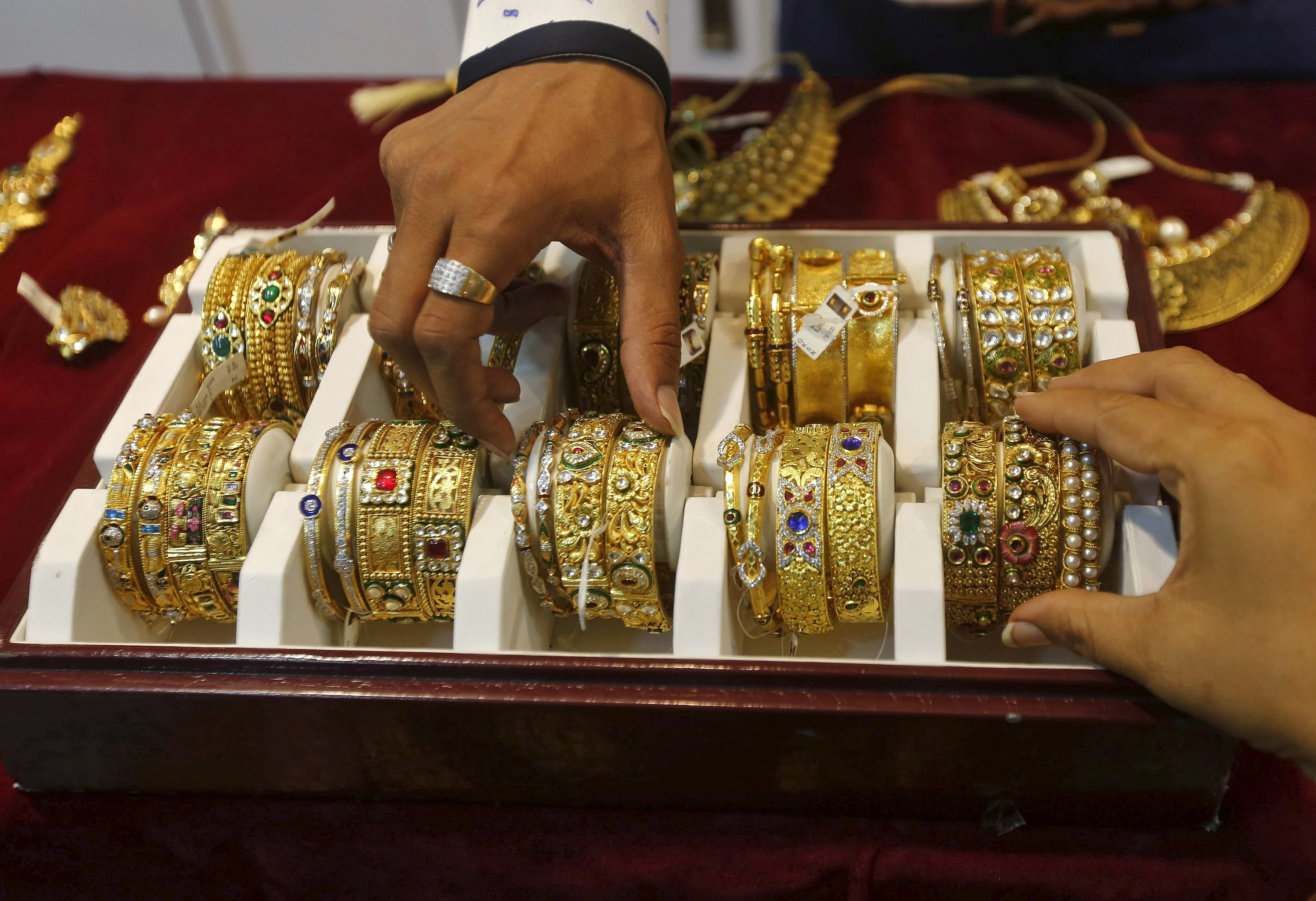 Government to offer gold bonds at a discount of Rs50/gm