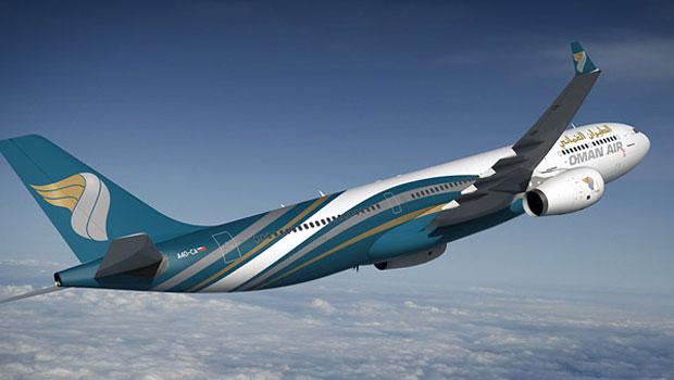 Oman Air's Muscat-Goa flight diverted