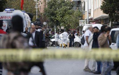 10جرحى في انفجار بمدينة أنطاليا السياحية التركية