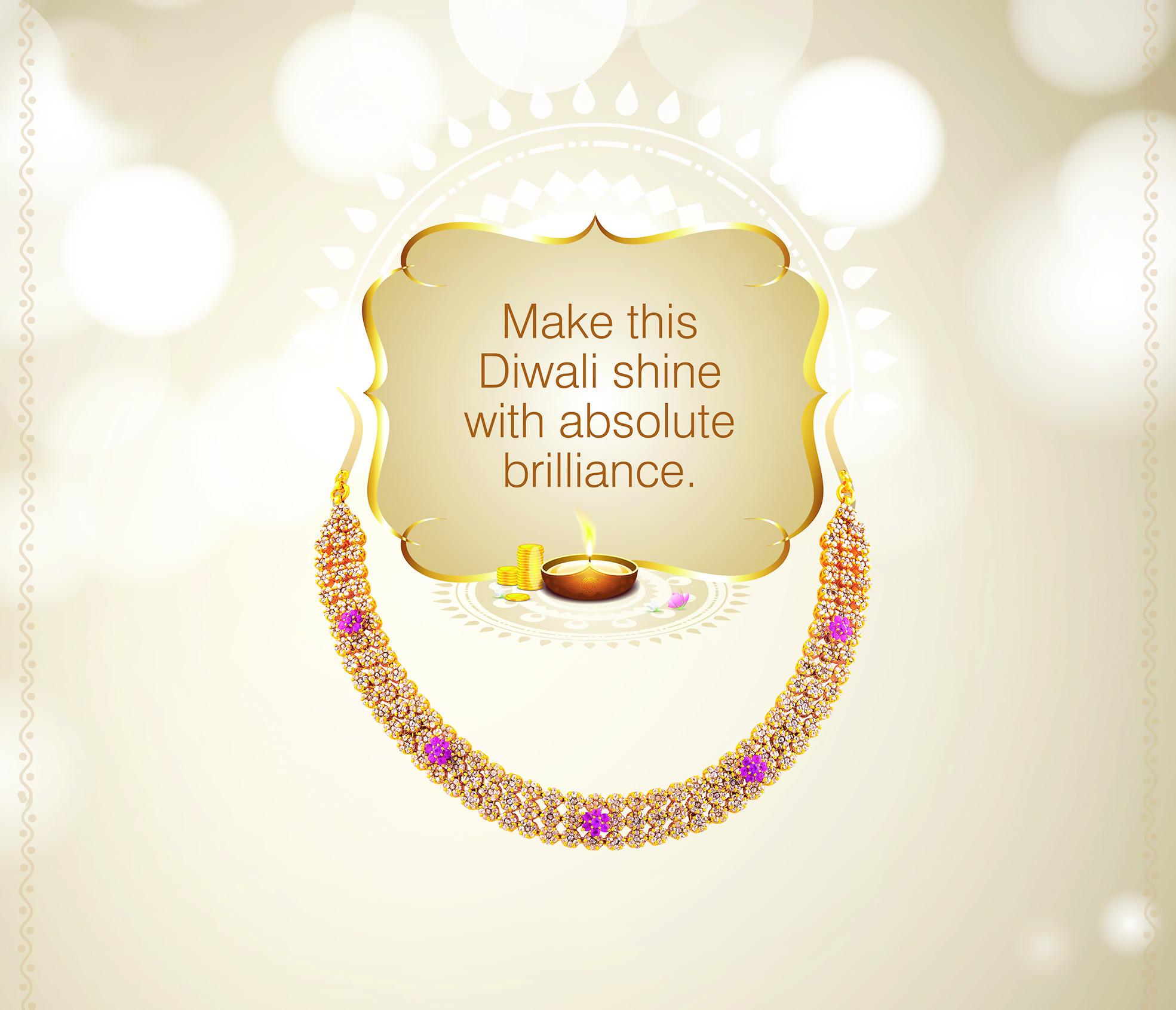 لؤلؤ البحر للذهب والمجوهرات الماسية تعلن عن عرض ديوالي الخاص