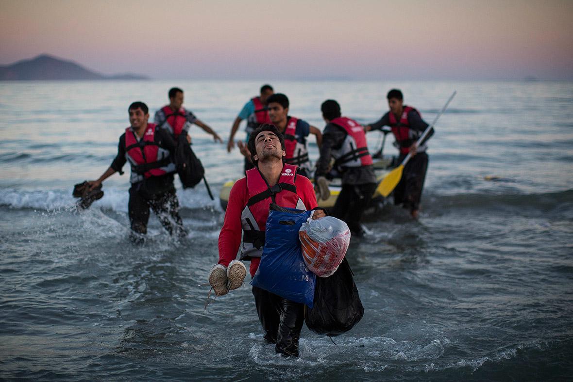 """مفوضية اللاجئين: 2016 الأكثر فى أعداد المفقودين خلال عبور """"المتوسط"""""""