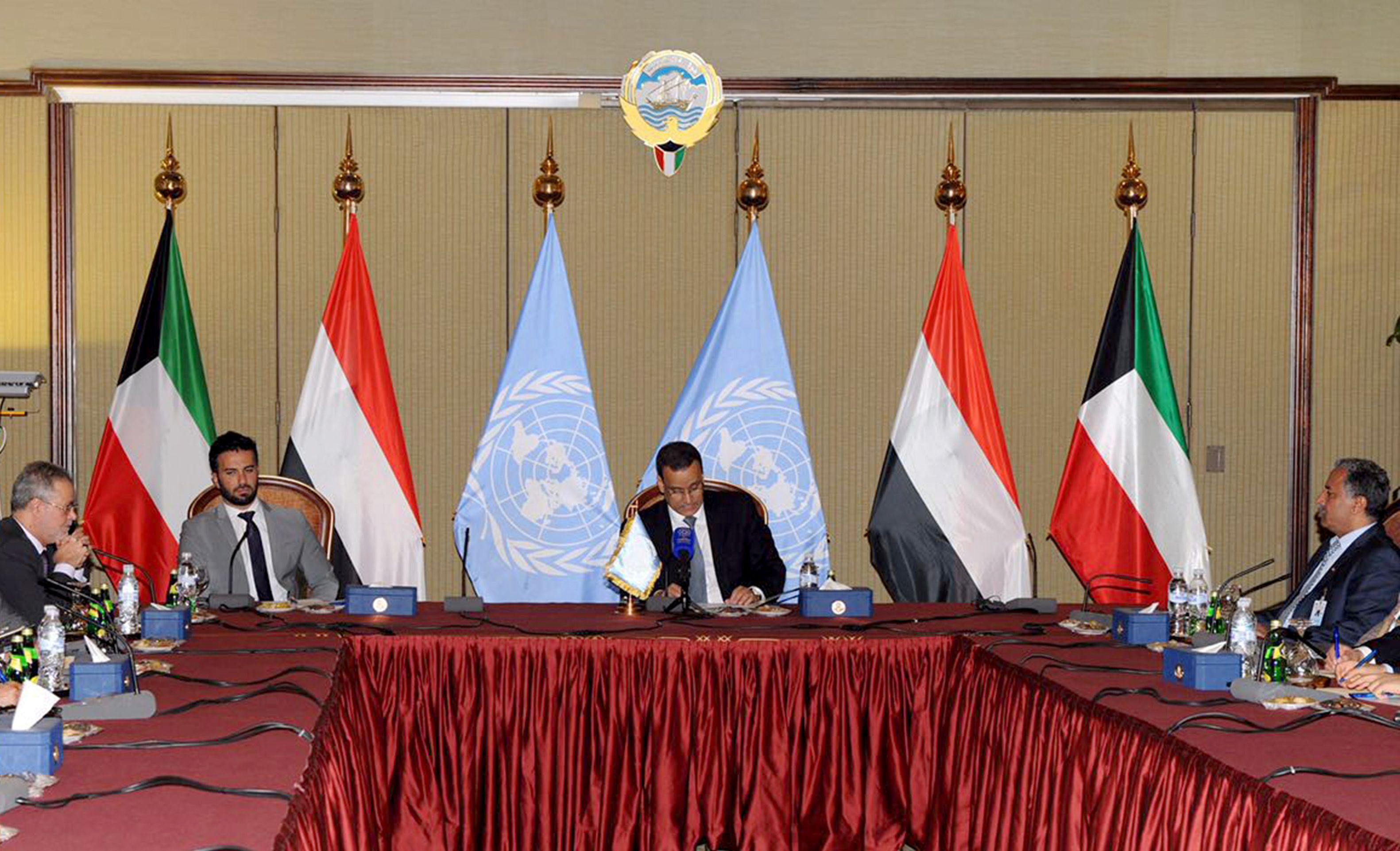 الكويت: لا وساطة بشأن اليمن