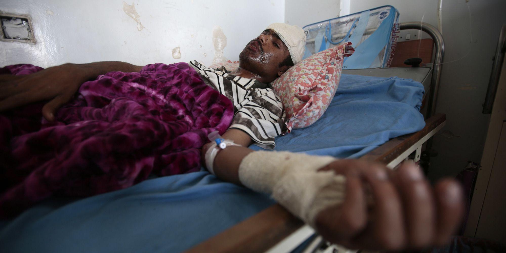 """تضاعف عدد المصابين بـ""""الكوليرا"""" في اليمن"""