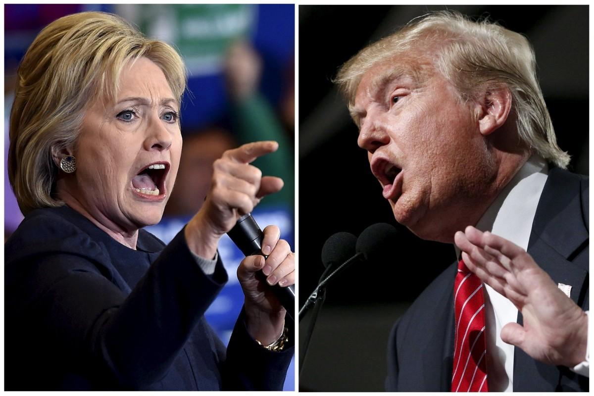 التصويت المبكر بالولايات الحاسمة يظهر سباقا حاميا بين كلينتون وترامب