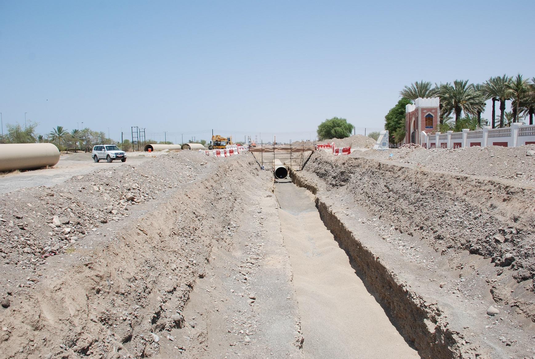 حيا للمياه تشرع في التشغيل التجريبي للتوسعة الجديدة لمحطة بركاء للصرف الصحي