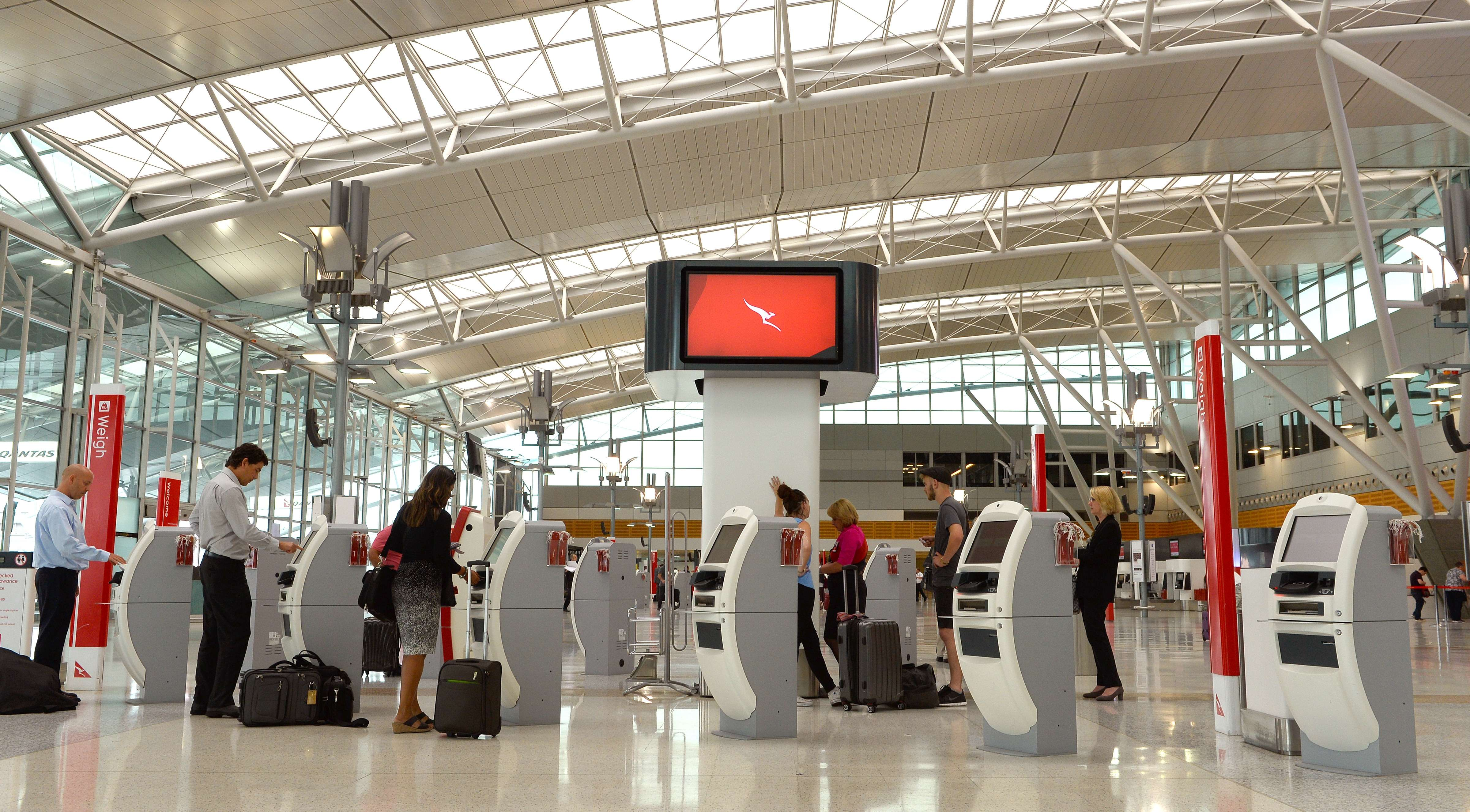Airports to adopt discreet screening measures to boost security