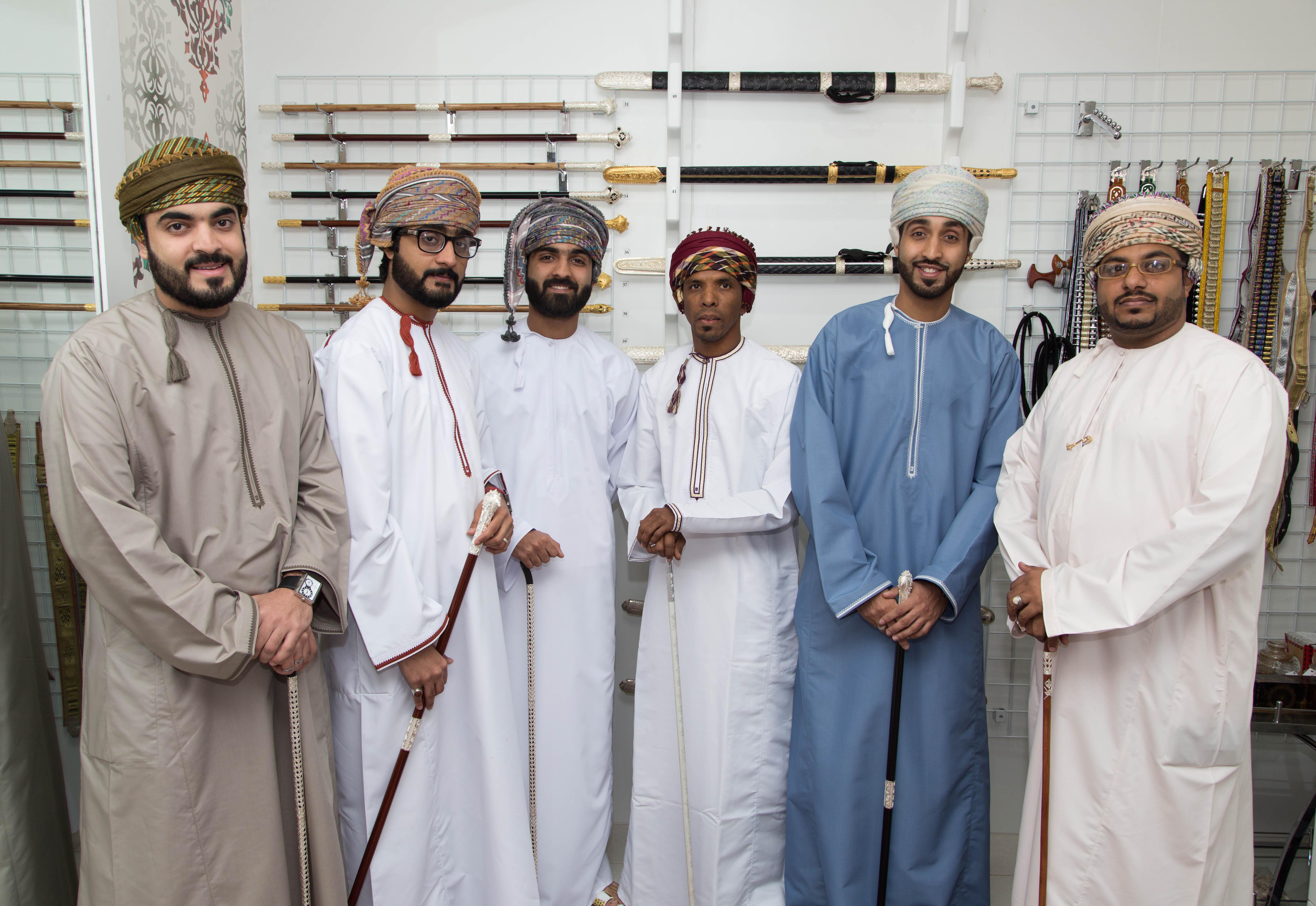 Oman Culture: Mussar Magic