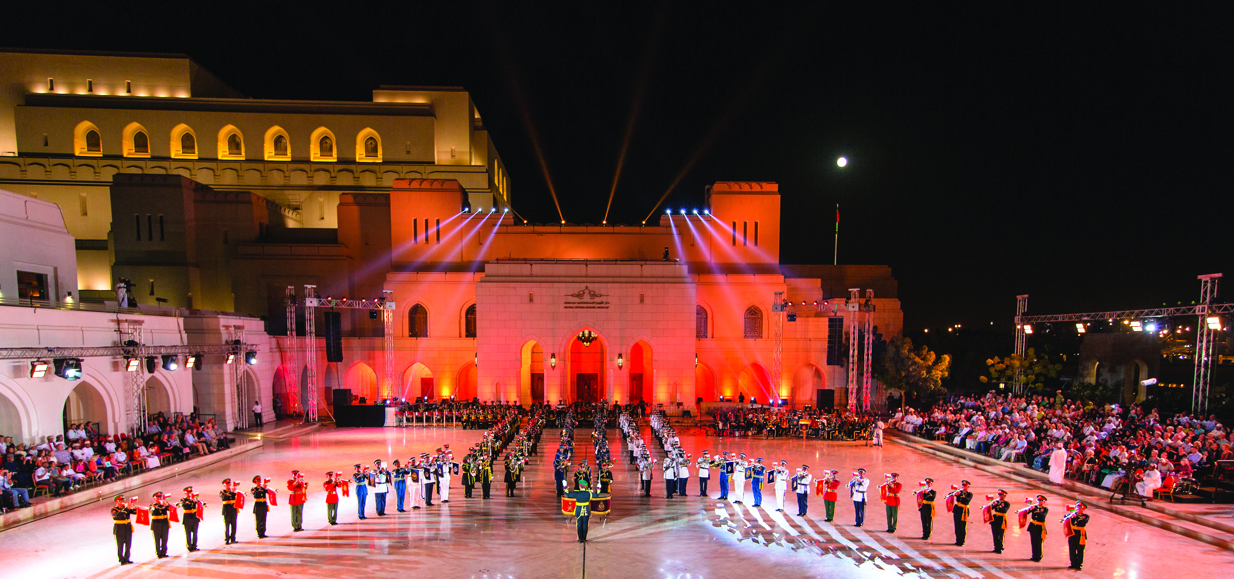 Oman Culture: A November to remember at the Royal Opera House Muscat