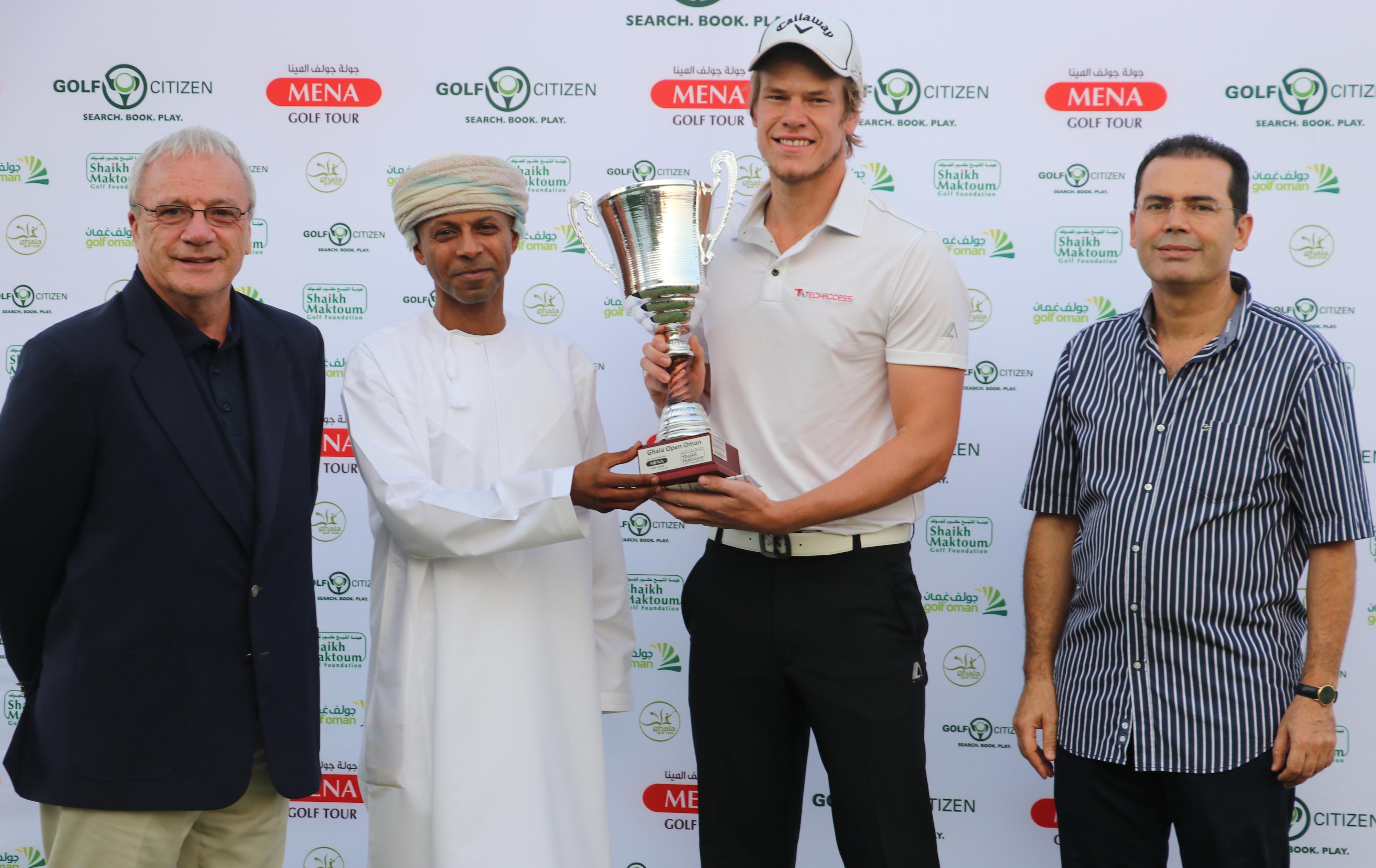 Oman Golf: Leitmannstetter triumphs at Ghala Open