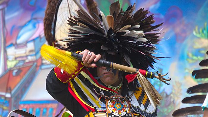 Fun facts: The Cherokee