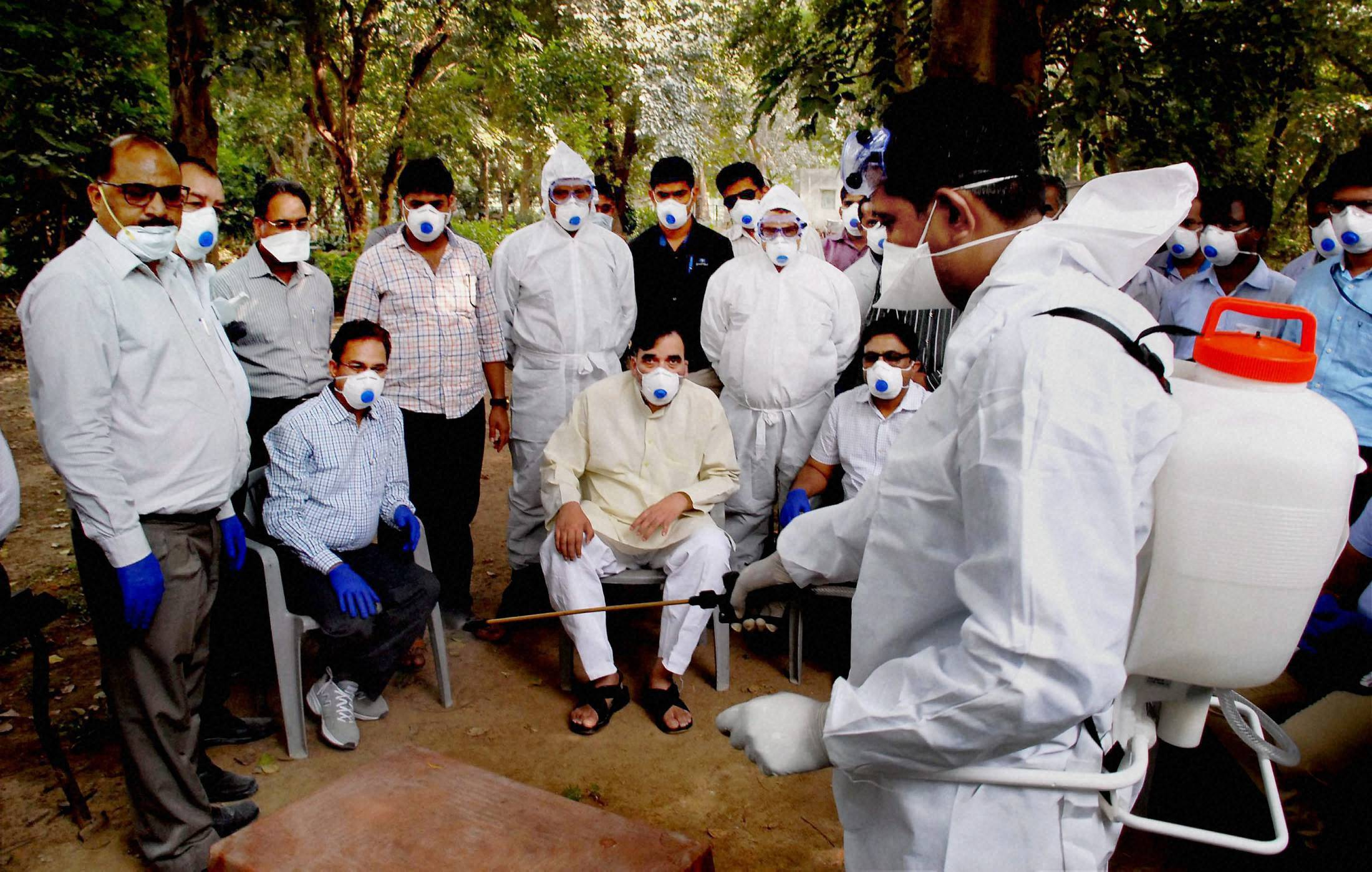 Centre sets up high-level panel to monitor bird flu situation
