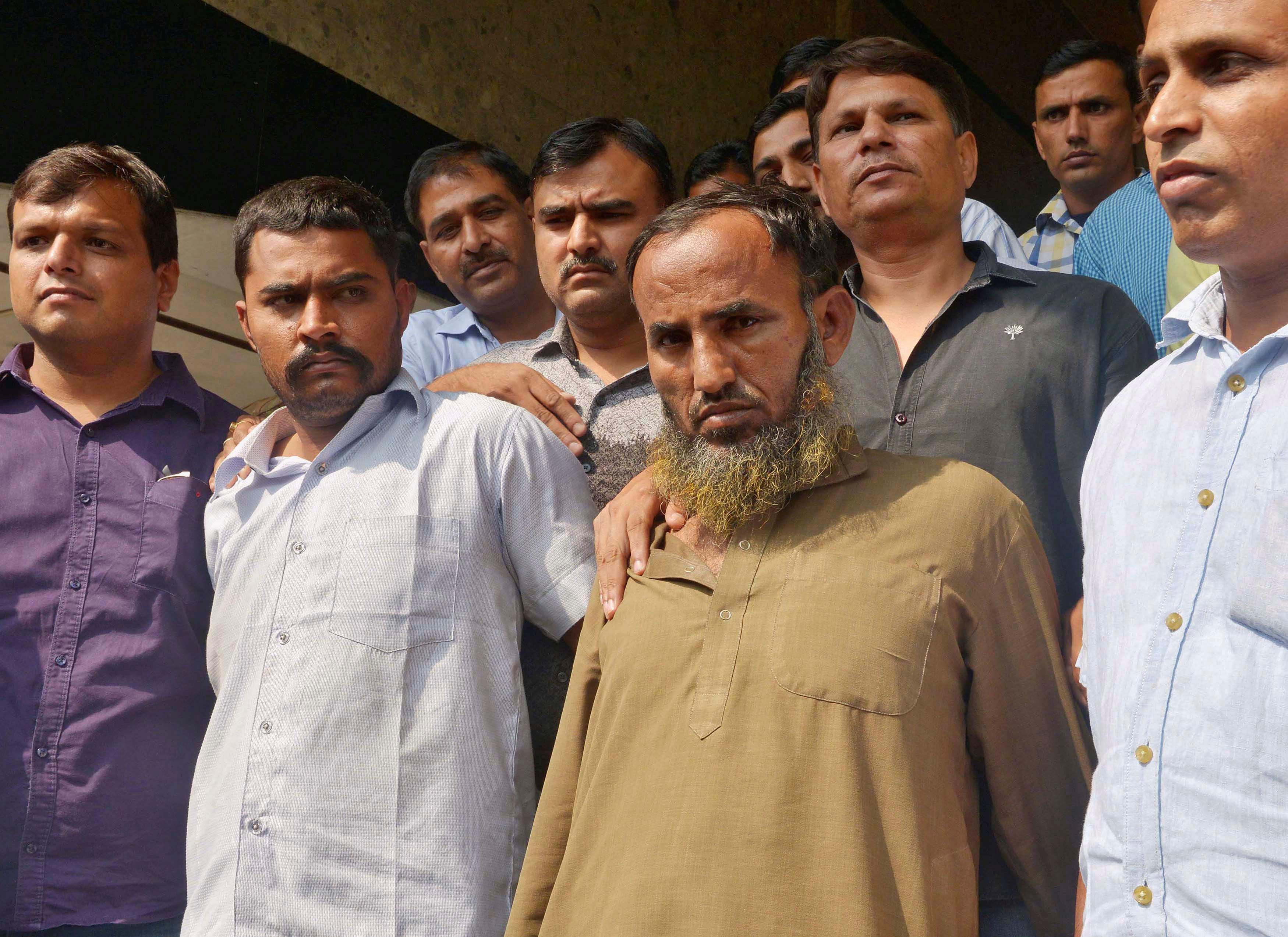 Aide to Samajwadi Party MP arrested in espionage case