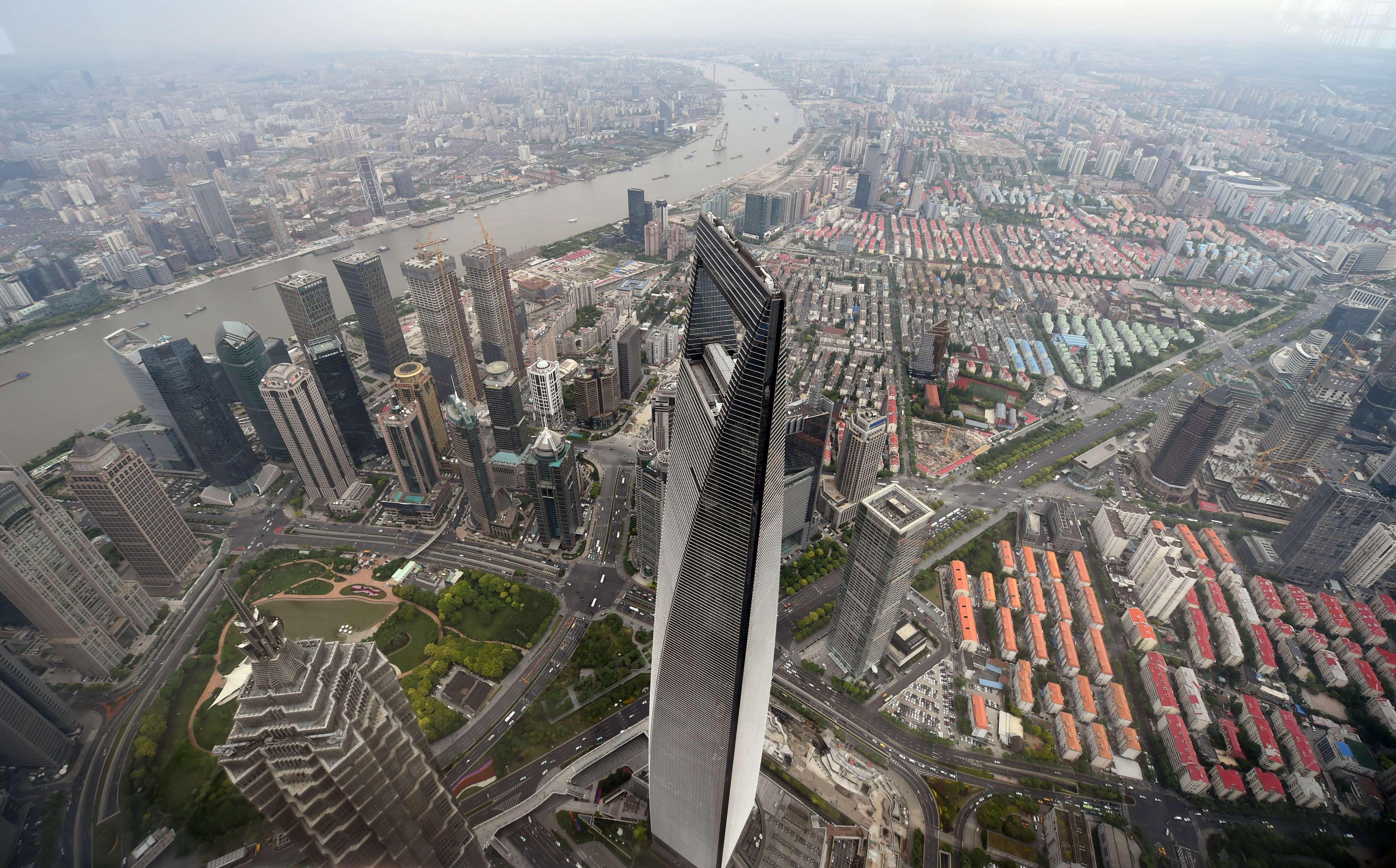 Three threats to China's economy